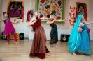 Индийские танцы с Джамной